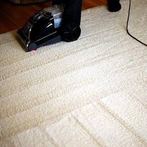 czyszczenie dywanu