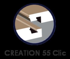 CREATION 55 CLIC SYSTEM