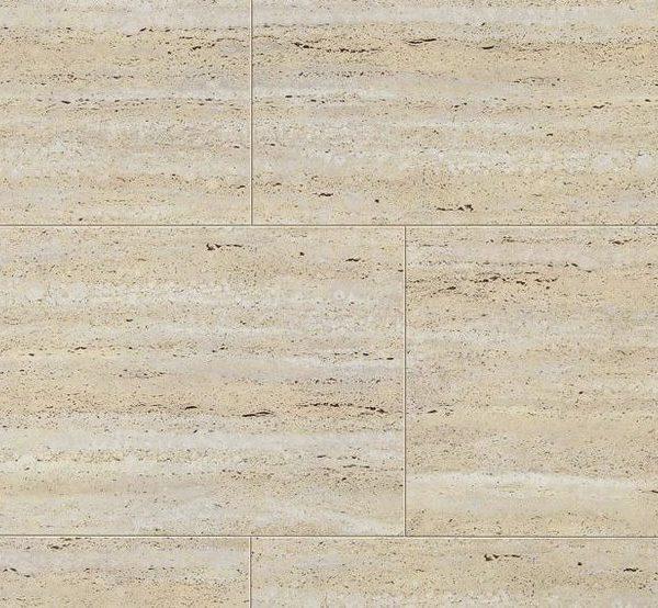 414 Travertin Stone - Design: Kamień - Rozmiar płytki: 69,6 cm x 36 cm