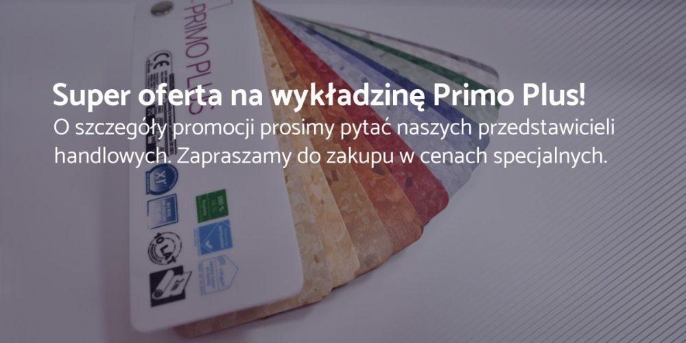 Promocja na Primo Plus